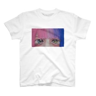 顔面 T-shirts
