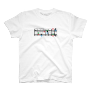 I love 7th chords T-shirts
