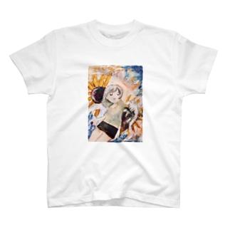 さよならHeaven T-shirts