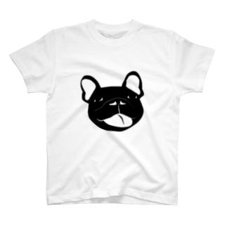 背が・・・。 T-shirts