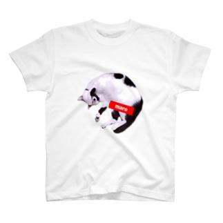 マロちゃんT(ロゴ) T-shirts