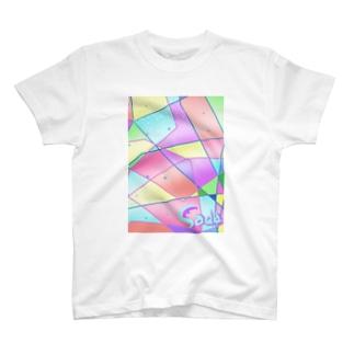 色めっちゃある!! T-shirts