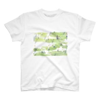 平和の祈り T-shirts