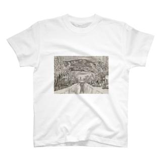 夜景 T-shirts