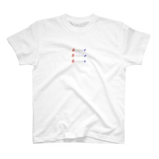 ボンジュール・ボンジュール・ボンジュール T-shirts