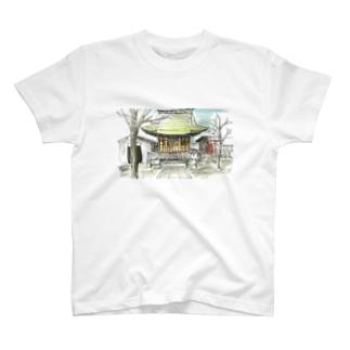 八幡 T-shirts