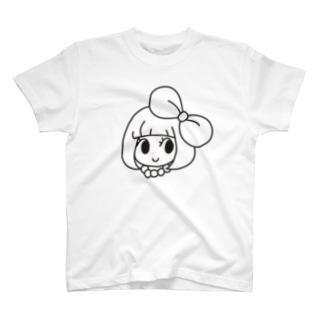 ぬりえこちゃん T-shirts
