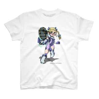 FIGHTING EX LAYER - Area T-shirts
