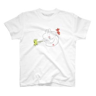 蚊ビ~ム T-shirts