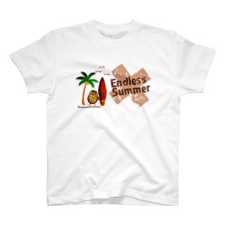aliveONLINE SUZURI店のだいきち(サマホリ)EndlessSummer T-shirts