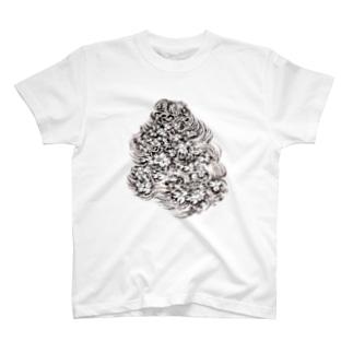 睡蓮の池 T-shirts