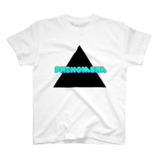 phenomenaちゃん T-shirts