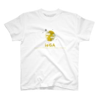 ieGA T-shirts