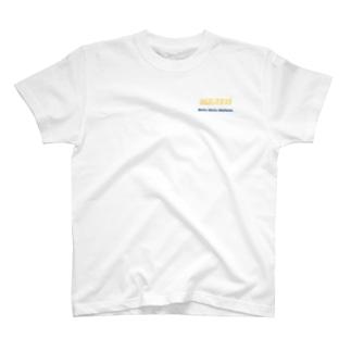 もふもふOSAMU風(両面) T-shirts