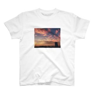 ゆうやけ T-shirts