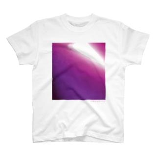薬湯(PINK) T-shirts