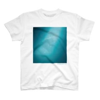 薬湯(BLUE) T-shirts