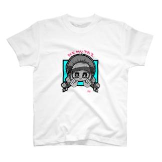 NEMUTAI T-shirts
