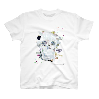 Birthday skull T-shirts