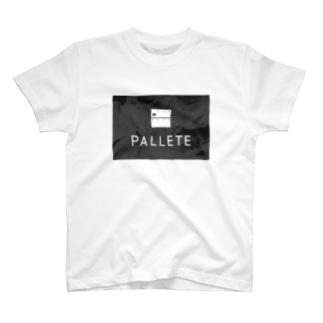 PALLETEフェス T-shirts