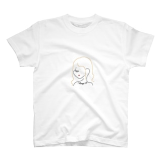 """ Always me "" Girl T-shirts"