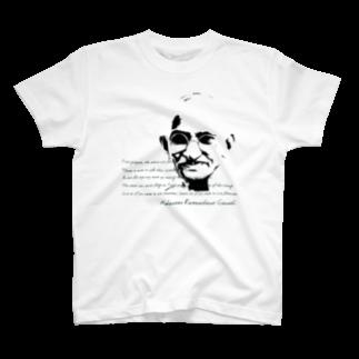JOKERS FACTORYのGANDHI T-shirts