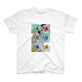 inaka-neko T-shirts