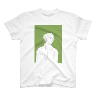 Eliminate the non-essential. T-shirts