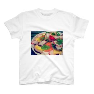 手作りカルパッチョ T-shirts