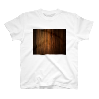 Piece of WOOD.001 T-shirts