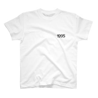 1995年生まれ T-shirts