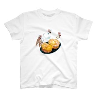 MINOのフレンチトースト T-shirts