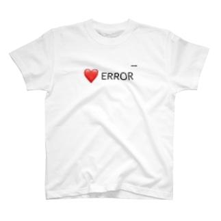 ラブエラー T-shirts