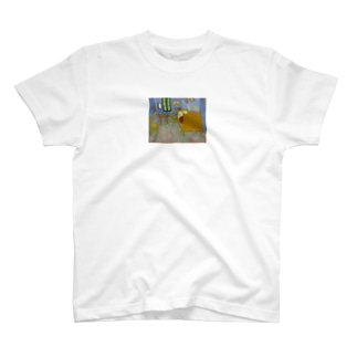 名画T-The Bedroom  T-shirts