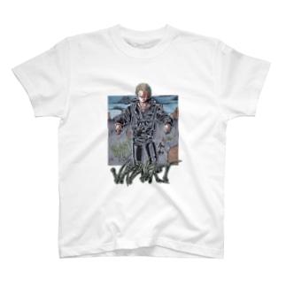 パロディ T-shirts