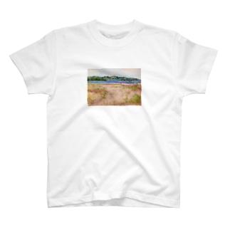 湖 T-shirts
