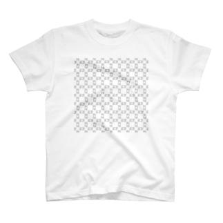 裏返しの凶(大群) T-shirts