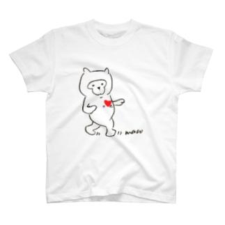 むーんうぉーく〜 T-shirts
