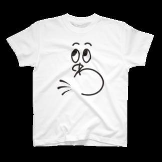 nowhitonのわとなす(ロゴ) T-shirts