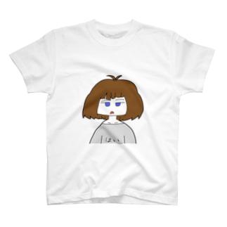 若手バーチャルキャラクター T-shirts