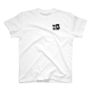 【nina&bart】ニナとバート(ワンポイント) T-shirts