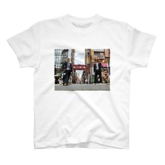歌舞伎町の女 T-shirts