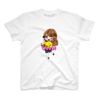ゆうきちゃん T-shirts