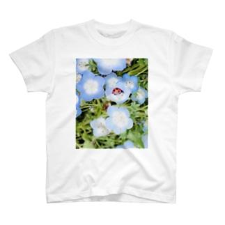 天道虫 T-shirts