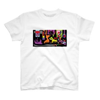 妄言動物園 T-shirts