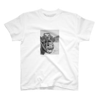 🐮ウシ T-shirts
