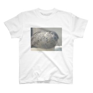アザラシさんの睡眠 T-shirts