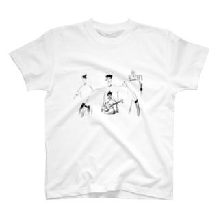 シャミT T-shirts