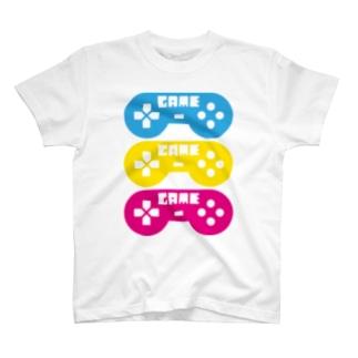 GAMEGAMEGAME T-shirts