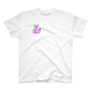 うさぎたん T-shirts